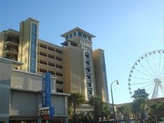 Great Rate with Great Location !!! Center of Myrtle Beach!!!Vacation Rental in Holiday Inn Pavilion from @HomeAway! #vacation #rental #travel #homeaway
