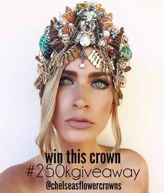 250.1 mil seguidores, 928 seguidos, 528 publicaciones - Ve las fotos y los vídeos de Instagram de original Chelseas Flowercrowns (@chelseasflowercrowns)
