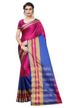 e5d7d883c7 Buy Indian Latest Design & Trends 2019 Collection Cotton Saree Online  at Low prices in. Winsant.com