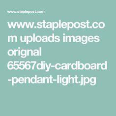 www.staplepost.com uploads images orignal 65567diy-cardboard-pendant-light.jpg