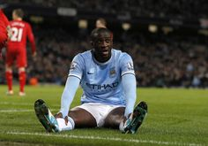 Yaya Toure Football Player