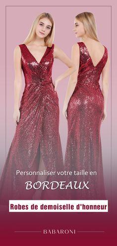 3de783b8efe06 8 meilleures images du tableau Robes de demoiselle d honneur ...