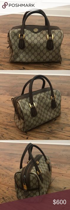 598472089ab4 Authentic Gucci purse Vintage Gucci signature purse! Used but like new  condition Purchased in Manhattan