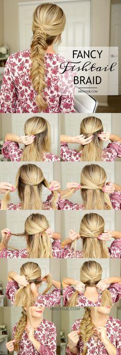 fancy-fishtail-braid-hair-tutorial