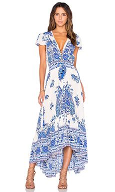 Shop for Spell & The Gypsy Collective Hotel Paradiso Dress in Bluebird at REVOLVE. Free 2-3 day shipping and returns, 30 day price match guarantee.