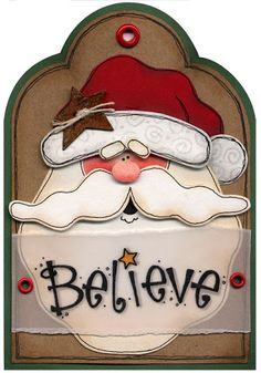 Believe Tag