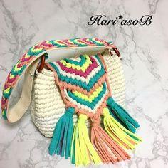 Örgü Çocuk Çanta Modelleri - Mimuu.com Models, Friendship Bracelets, Straw Bag, Elsa, Crochet Hats, Bags, Instagram, Left Handed, Crochet Purses