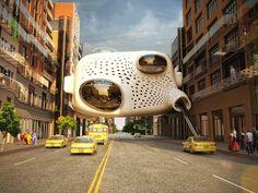 El corazón del distrito diseño de lugar de ocio integrado en la ciudad