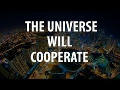 Abraham Hicks - Getting the Universe to Cooperate With You - YouTube