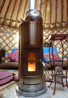 It is called a Dream stove as it comes in at just under 4k... Mountainview - Off Grid Living