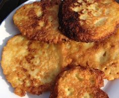 Rezept Kartoffelpuffer wie bei Oma von Amandea - Rezept der Kategorie sonstige Hauptgerichte