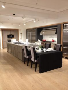 @Sub Zero And Wolf UK U0026 @SieMatic UK Teamed Up For This Display