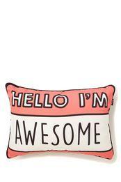 Get Cushy Cushion