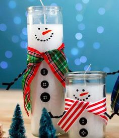 100 Dollar Store Christmas Decor DIY Ideas   Prudent Penny Pincher