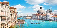 Canal Grande and Basilica di Santa Maria della Salute, Venice, Italy Venice City, Foto Top, Italy Travel Tips, Venice Travel, Stock Image, Grand Canal, Historical Architecture, City Break, Wayfarer