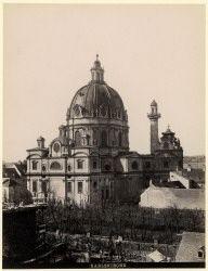 4., Karlsplatz - Karlskirche von Südosten Museum, Vienna, Taj Mahal, History, City, Building, Travel, Old Pictures, Remember This