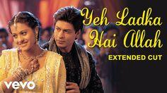 Yeh Ladka Hai Allah - K3G   Shahrukh Khan   Kajol
