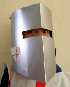 Knight helmet craft - is there one?  #Kingdom #Rock #VBS