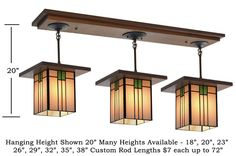 http://www.missionstudio.com/Images/Craftsman-Lighting-Large/Craftman-Light-hanging-heights.jpg