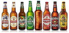 Brands of Polish beers
