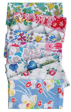 Sunday Stash #236 Feedsack Fabric and More - Red Pepper Quilts