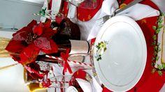 Decoração / Identidade Visual de Natal. Produzido pela Aplique Cerimonial e Decorações.