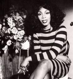 Donna Summer - Circa 1978