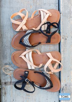 Style your wardrobe for summer with sandals that give back.