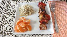 Mandarin Orange Chicken  Shish Kabob's