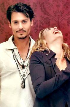 Johnny Depp amd Kate Winslet - Finding Neverland