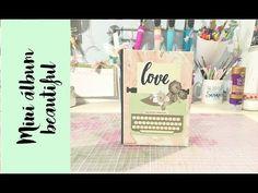 Mini álbum Beautiful. Estructura del mini Londres. - YouTube