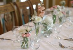 Blue Ridge Mountains Modern Jewish Wedding//modern jewish wedding tablescape