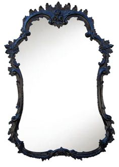 Enjoy a quality reproduction of an heirloom French mirror with the Hickory Manor House French Wall Mirror - x in.