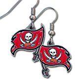 NFL Tampa Bay Buccaneers Dangle Earrings