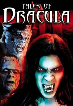 Tales of Dracula DVD cover 350