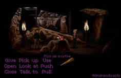 Buffy The Vampire Slayer Imagined As A LucasArts Adventure