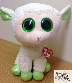 Getting ready for Easter with this colourful Lamb from TY now in stock at Magpies Gifts Magpies Gifts, Beanie Boos, Lamb, Plush, Easter, Christmas Ornaments, Holiday Decor, Color, Easter Activities