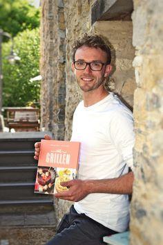 Koch und Grillexperte Manuel Weyer #BBQ #Grillen #Süß #Weyer #suessgrillen #Grill