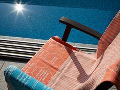 Sommerspass! Handtücher aus BIO-Baumwolle von verum textilia. Strand, Madewell, Tote Bag, Fashion, Hemp, Unique, Sun, Linen Fabric, Cotton