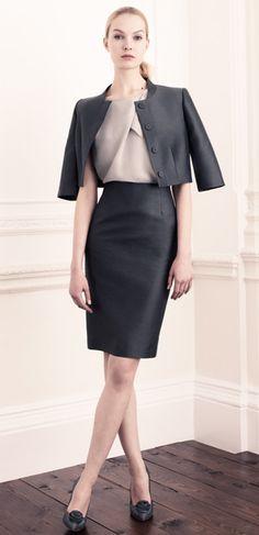 Feminine & powerful by Hobbs #workwear #officefashion