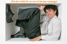 'Out of the Box' Campaign