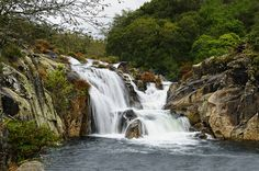Caldeiras do rio Castro - Muxia
