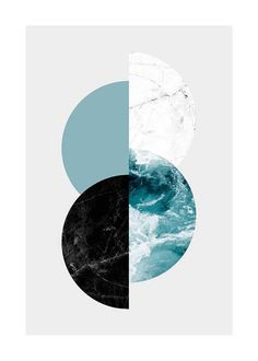 Graphic Half Moon Poster in the group Posters & Prints / Graphical at Desenio AB Geometric Wallpaper, Geometric Art, Fond Design, Gold Poster, Plakat Design, Modern Art Prints, Picture Wall, Cute Wallpapers, Wall Art