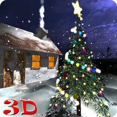 This Live Wallpaper And Decorates Your Device For Christmas Holiday It Makes You Feel Approaching Of New Year Creates Good Mood Everytime When Look