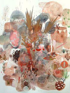 Coral Garden by Agustin Sciannamea
