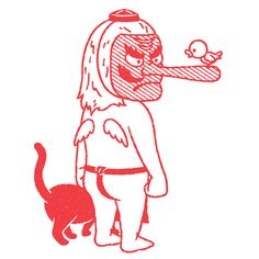 okimi.com: Archivo TENGU y KINTARO