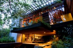 Ray Kappe house, a natural wonder in Pacific Palisades 2