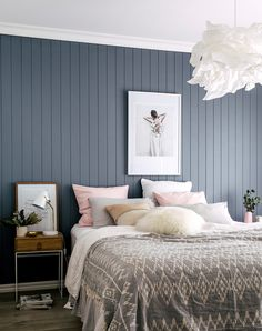 Bedroom Design: Turn Your Master Bedroom into a Relaxing Haven! Bedroom Colors, Home Decor Bedroom, Modern Bedroom, Master Bedroom, Bedroom Furniture, White Bedroom, Cozy Bedroom, Bedroom Wall Colour Ideas, Bedroom Ideas Master On A Budget