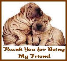 thank you for being a friend - Bing Bilder