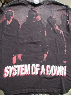affe8cc79 System of a Down Gas Mask T Shirt Size Black by GeekGirlRetro Retro, Ebay